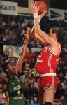 Belostenny fue campeón con el CAI